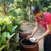 Lỡ nghiện nước mắm đồng ủ khạp
