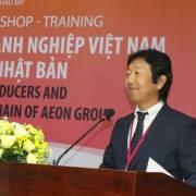Aeon Nhật Bản sẵn sàng mở cửa đón doanh nghiệp Việt Nam