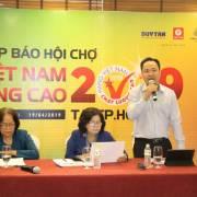 300 gia vị Việt 'tụ họp' tại hội chợ hàng Việt Nam chất lượng cao
