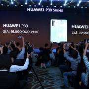 'Cửa' nào cho Huawei P30 series tại thị trường Việt Nam?