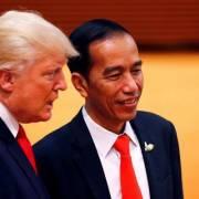 Đến lượt Indonesia lo bị ông Trump để ý về thương mại