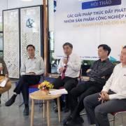TP.HCM tìm giải pháp phát triển các sản phẩm công nghiệp chủ lực