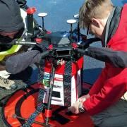Drone phân phối vắc xin, drone chuyển tạng ghép