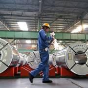 Giá thép tại Trung Quốc tăng mạnh