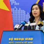 Việt Nam lên tiếng về phát biểu của Tổng thống Mỹ Donald Trump