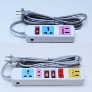 Ổ cắm điện kéo dài đa năng Honjianda – An toàn và Chất lượng