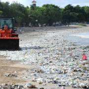 Đảo du lịch Bali đối mặt với bài toán rác thải