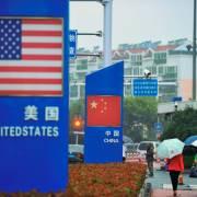 Chiến tranh thương mại Mỹ-Trung chia thế giới thành hai phần?