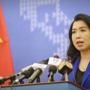 Việt Nam lên án tàu khảo sát Trung Quốc xâm phạm vùng đặc quyền kinh tế