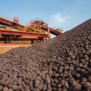 Quặng sắt tại Trung Quốc lại tăng giá