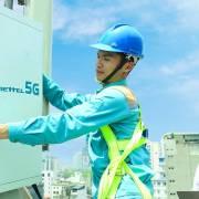 Viettel thử nghiệm phát sóng 10 trạm 5G đầu tiên tại TP.HCM