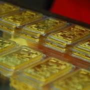 Giá vàng tiến sát 41 triệu đồng một lượng