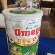 Thu giữ 5.000 hộp sữa bột Omega 369 Q10 ALASKA không đủ tiêu chuẩn