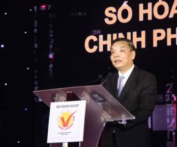 Bộ trưởng Chu Ngọc Anh: DN HVNCLC đã xây dựng được văn hoá về Tiêu chuẩn – Chất lượng – Thương hiệu