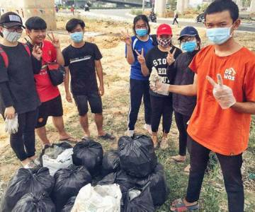 Trào lưu dọn rác lan rộng từ Nam chí Bắc