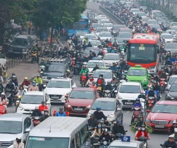 Năm 2020, Hà Nội có thể dừng đăng ký xe máy 5 quận nội thành