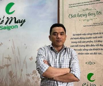 Tổng giám đốc Cỏ May: 'Đừng mặc cảm mình thua Thái Lan'