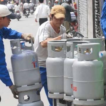 Giá gas tháng 6 giảm 33.000 đồng/bình 12kg
