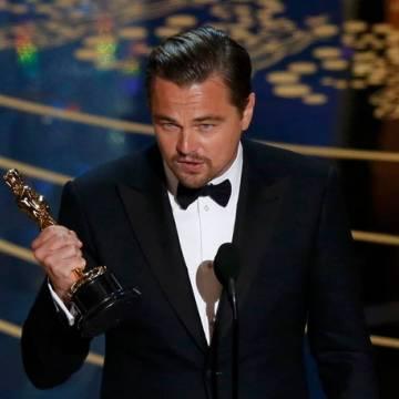 Cuối cùng thì Leonardo DiCaprio cũng đoạt giải Oscar