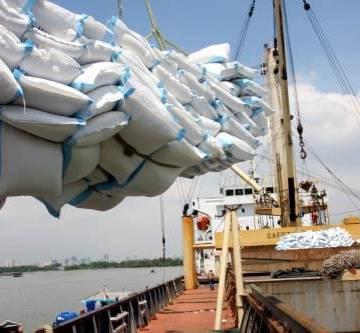 Thái Lan giành vị trí số 1 thế giới về xuất khẩu gạo