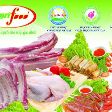 SAGRIFOOD – 'Thực phẩm sạch cho mọi gia đình'