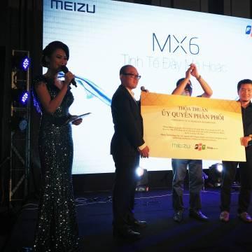 FPT Shop độc quyền bán lẻ Meizu tại thị trường Việt Nam