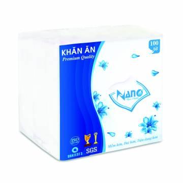 Khăn giấy Nano – công ty Tâm Anh