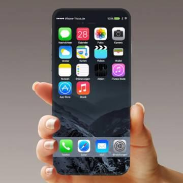 Vỏ iPhone 8 có thể sẽ được làm hoàn toàn bằng kính thủy tinh