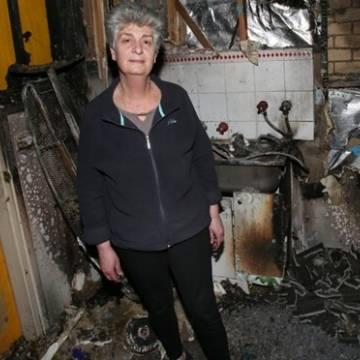 Sau điện thoại đến lượt máy giặt Samsung phát nổ rồi bốc cháy