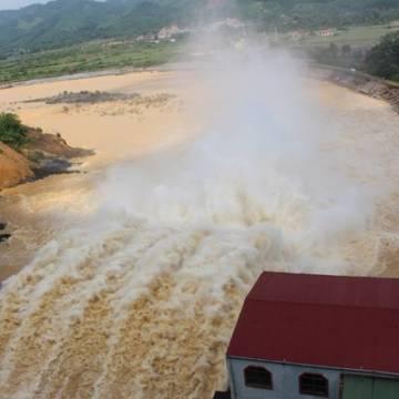 Bộ TN&MT kiểm tra đột xuất thủy điện Hố Hô