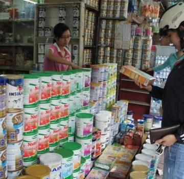 Từ năm 2017, Bộ Công Thương quản lý giá sữa