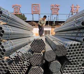 Thép Trung Quốc có tuần tăng mạnh nhất gần 5 tháng