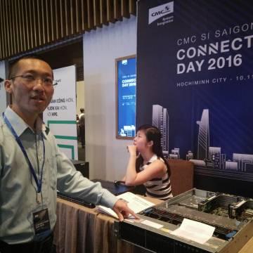 'Connection Day 2016' trong tiến trình số hóa doanh nghiệp
