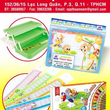 Công ty dụng cụ học sinh Thuận Nam