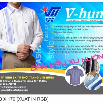Công ty TNHH SX-TM thời trang Việt Hưng