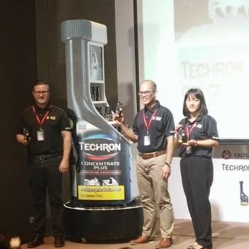 Techron Concentrate Plus – phụ gia làm sạch động cơ xe máy