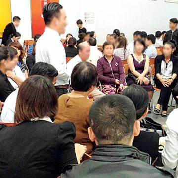 Thu hồi giấy phép Công ty đa cấp Liên minh tiêu dùng Việt Nam