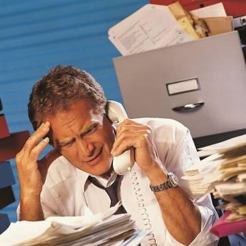 Căng thẳng công việc gây tử vong sớm?
