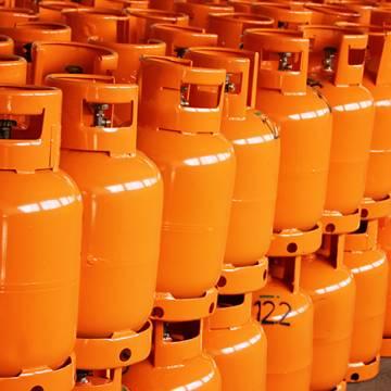 Giá gas tháng 1 tăng 4.000 đồng/bình 12kg
