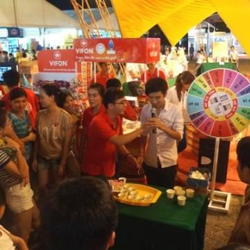 Sông Hàn đón hội chợ HVNCLC lần thứ 13
