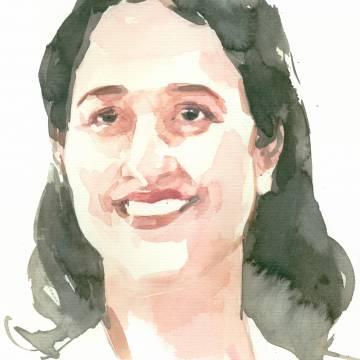 Kiran Ber Sethi: Con có thể làm thay đổi thế giới