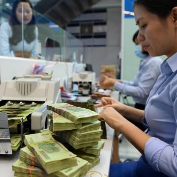 Lãi suất VND liên ngân hàng giảm trước kỳ nghỉ Tết