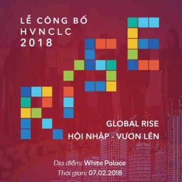Lễ công bố Hàng Việt Nam Chất lượng cao 2018
