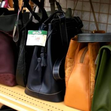 Túi xách và thảm nhập vào Nhật