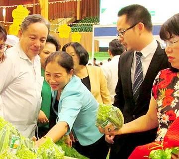 Sản phẩm hữu cơ Việt tham gia hội chợ quốc tế Thái Lan