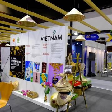 Ẩm thực và nông sản hữu cơ Việt tại ThaiFex 2018