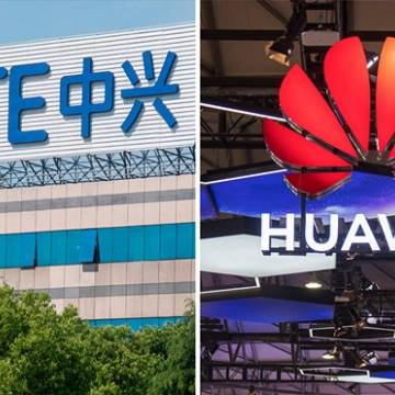 Ý cấm Huawei, ZTE tham gia mạng 5G