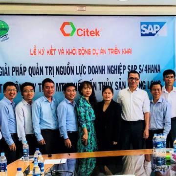 Thủy sản Hoàng Long khởi động dự án quản trị SAP S/4Hana