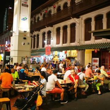Singapore và Malaysia tranh nhau di sản văn hoá ẩm thực đường phố