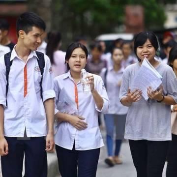 Bộ GD-ĐT công bố 6 điều chỉnh trong tổ chức thi THPT quốc gia 2019